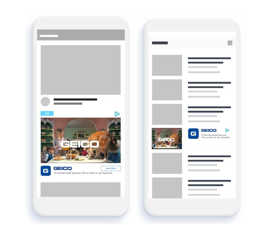background image for AppMonet Blog News App